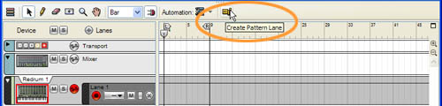 Discovering Part18 Createpatternlane