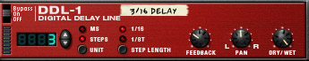 DDL-1 Digital Delay Line