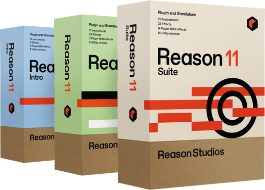 What's New in Reason 11 | Reason | Propellerhead