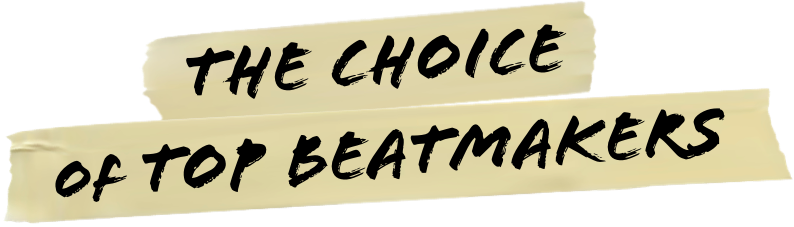 The choice of top beatmakers