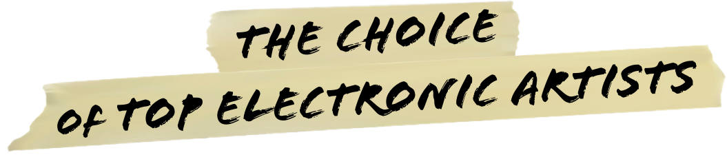 The choice of top electronic artists