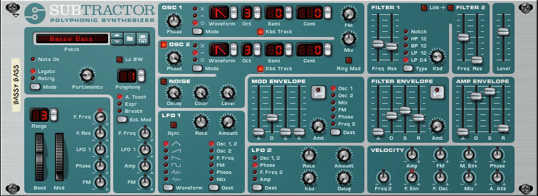 how to make a noise analog synthesis